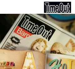 Revista semanal Time Out