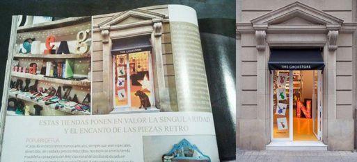 Reportaje destacado en la publicación de especializada en decoración Nuevo Estilo setiembre 2013
