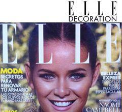 Portada Elle junio 2013. Imagen portada