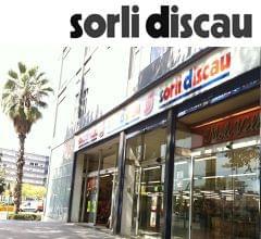 042f_Supermercado_madera_bombillas_Sorli_Discau_logo