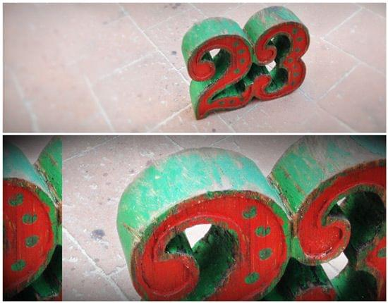 Imagen número 23 madera colores